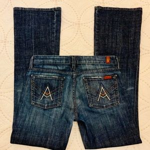 7 For All Mankind Jeans Great Condition Size 30